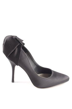 Buffalo London Spitz-Pumps schwarz Elegant