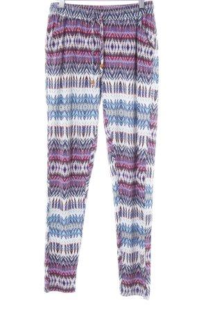 Buffalo London Pantalon en jersey motif aztèque
