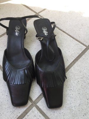 """""""Buffalo"""", neue, schwarze Sandalen, Gr.39, 29,90€"""