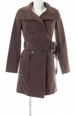Buffalo Peacoat braun Casual-Look