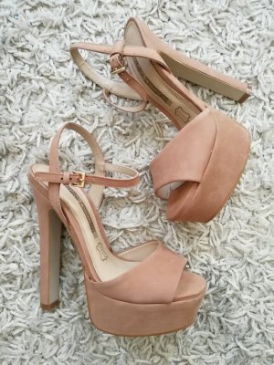 Buffalo Plateau High Heels 36