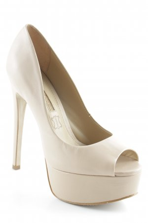 Buffalo Plateau-Pumps nude Party-Look