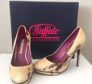 Buffalo Plateau Pumps Snake Rose