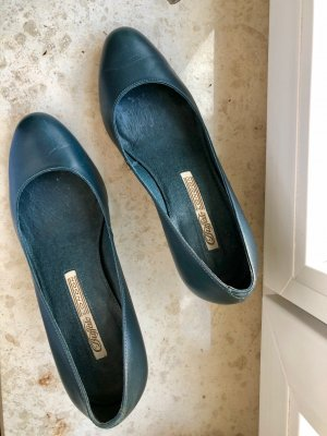 Buffalo Pumps, blau in Gr 36