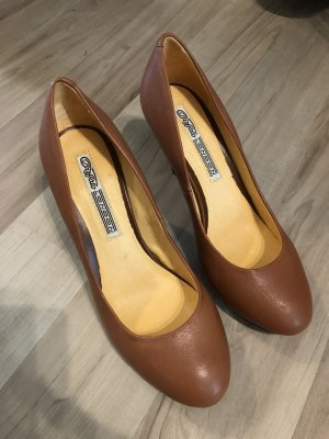 Buffalo Pumps Cognac Gr.37