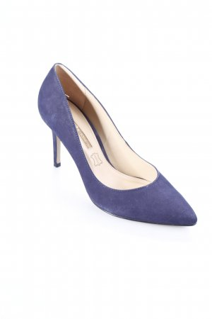 Buffalo Pumps dunkelblau Business-Look