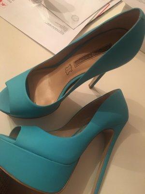 Sisley High Heels cadet blue