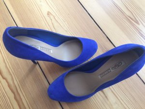 Buffalo Pumps High heels blau 39 neu