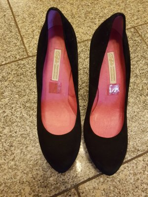 Buffalo Pumps High Heels schwarz Gr 41