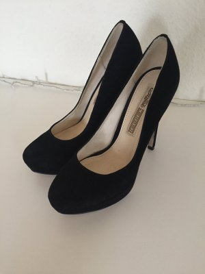 Buffalo Pumps in schwarz