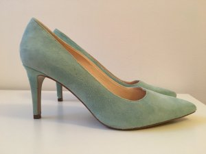 Buffalo Pumps mint Heels