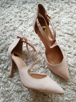 Buffalo Pumps Nude 37