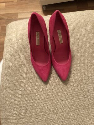 Buffalo Pumps Pink