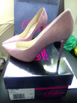 Buffalo Pumps rose blush neu