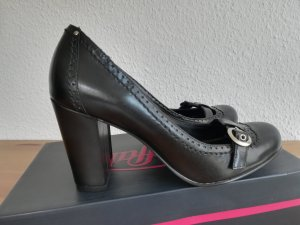 Buffalo Pumps, schwarz, Gr. 39