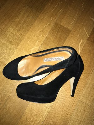 Buffalo Pumps velvet