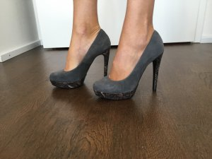 Buffalo Pumps * Wildleder * ungetragen * super bequem