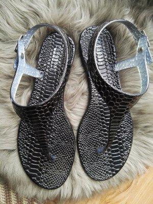 Buffalo riemchen sandale zehentreter gr.37