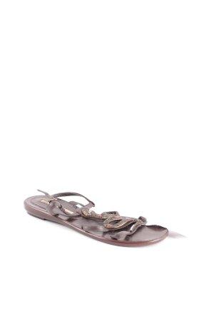 Buffalo Riemchen-Sandalen mehrfarbig extravaganter Stil