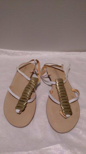 Buffalo Sandalen mit Goldenen Nieten
