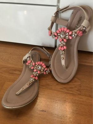 the latest fb6bf 9b994 Buffalo Sandalen Pink