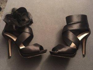 Buffalo girl High Heel Sandal black