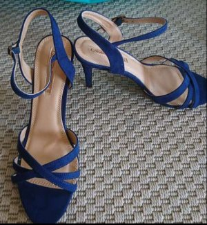 Buffalo London High Heel Sandal multicolored