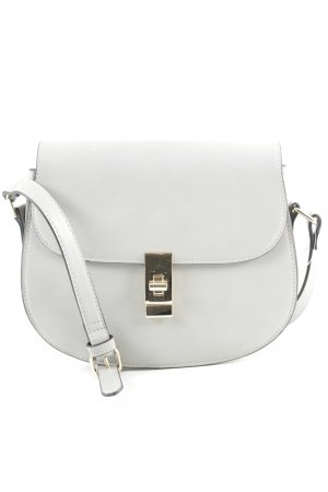Buffalo Satchel hellgrau Casual-Look
