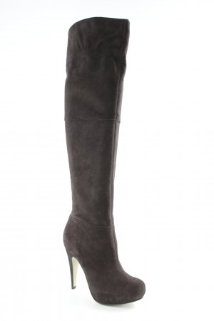 Buffalo Jackboots dark brown elegant