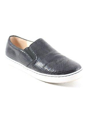 Buffalo Zapatos sin cordones negro look casual
