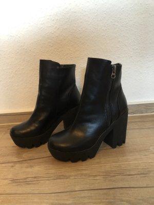 Buffalo Schuh schwarz