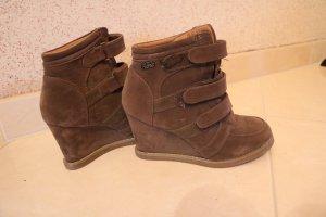 Buffalo Schuhe Grau Gr. 38