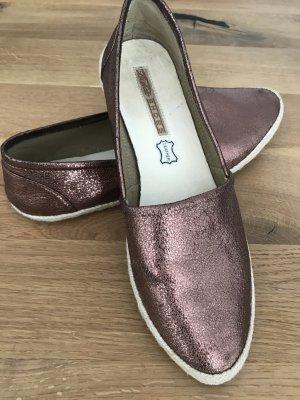 Buffalo Schuhe in Bronze