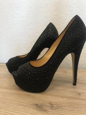 Buffalo Schuhe Plateau high heels 39
