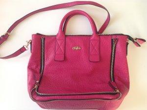 Buffalo Shopper Handtasche Pink