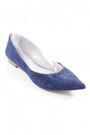 Buffalo Slipper blau Casual-Look