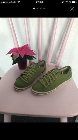 Buffalo Sneaker grün