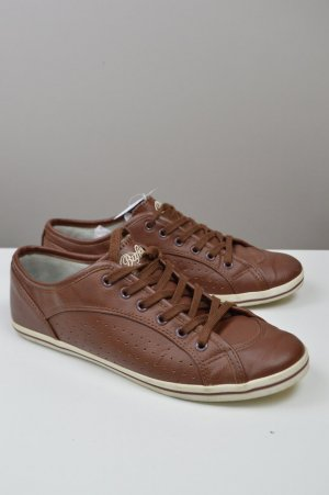 Buffalo Sneaker Halbschuhe braun Größe 38