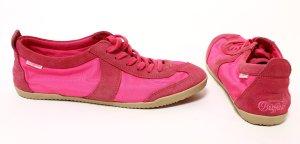 Buffalo Sneaker Turnschuhe 40 pink rosa