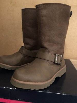 Buffalo Short Boots brown
