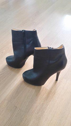 Buffalo Stiefel Boots Leder Stiefeletten Booties