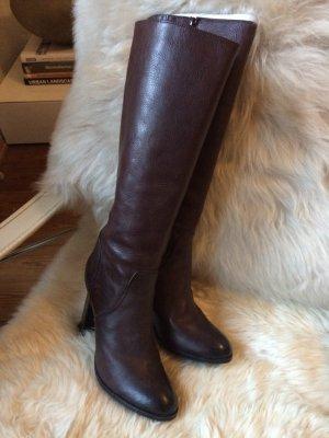 Buffalo, Stiefel, dickes Rindsleder, wunderschön verarbeitet, tolle Farbe und Qualität, Gr. 39