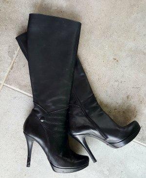Buffalo Stiefel in schwarz , Größe 39