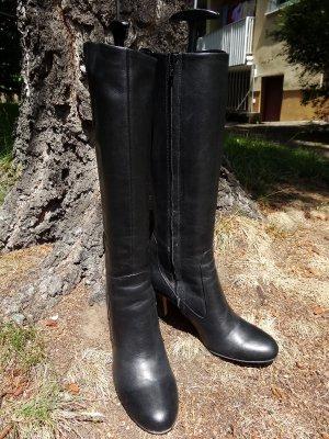 Buffalo Stiefel Schwarz, Größe 40, Schaftweite S, wie Neu