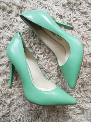 Buffalo Stiletto Pumps Tibat Nepal 37 Mint