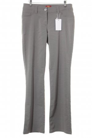Buffalo Stoffhose grau Casual-Look