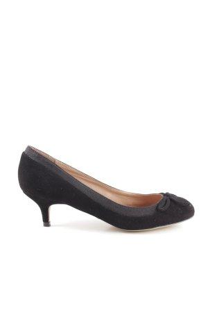 Buffalo Zapatos Informales negro elegante