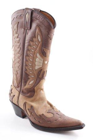 Buffalo Western Laarzen veelkleurig country stijl