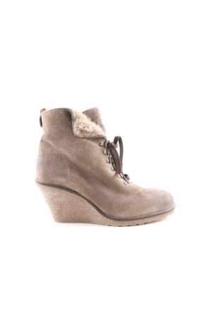 Buffalo Winter-Stiefeletten bronzefarben Casual-Look