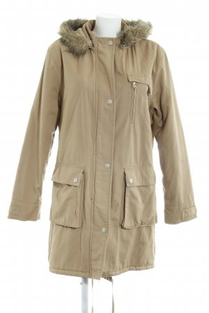 Buffalo Giacca invernale beige stile casual